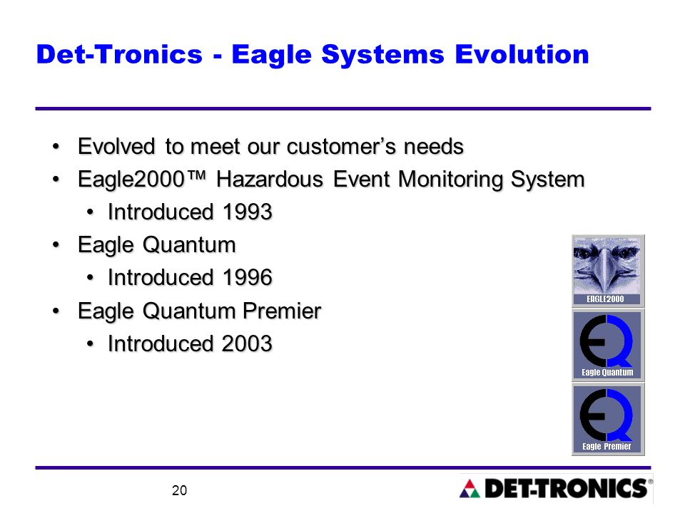 det tronics eagle quantum premier manual