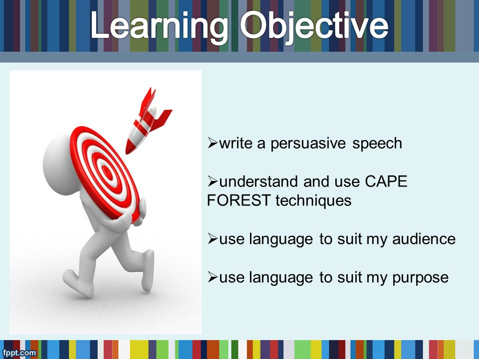 persuasive speech writing tips Learn the layout and outline of a great persuasive speech, how to structure this speech and additional tips on ways to deliverer your speech to.