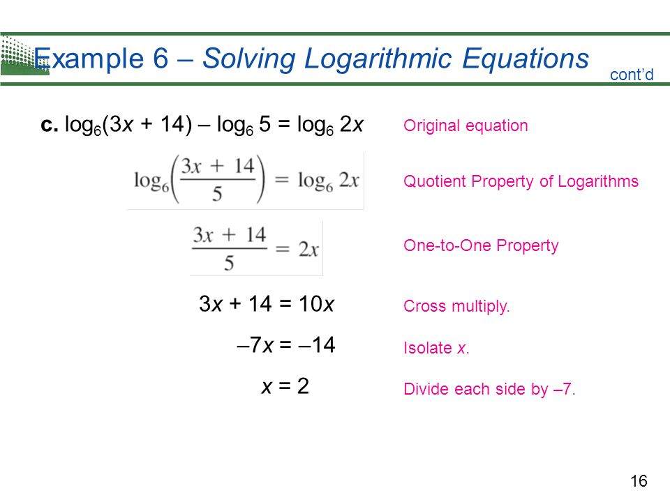 3 Exponential and Logarithmic Functions - ppt video online ...