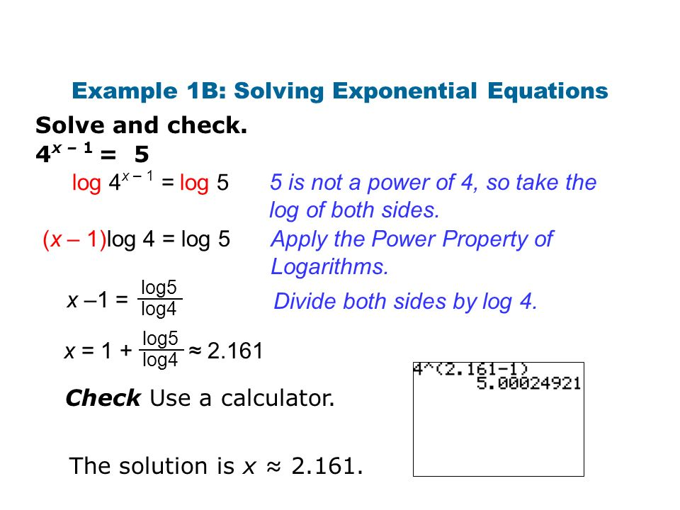 how to get log of 2 in a calculator