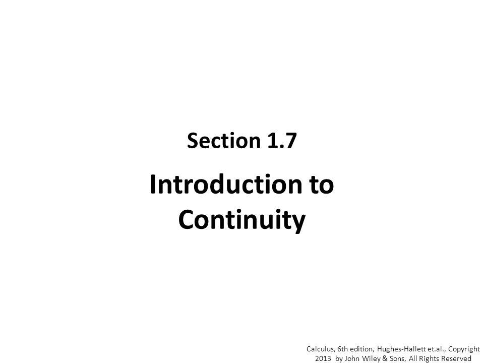 calculus 6th edition hughes pdf
