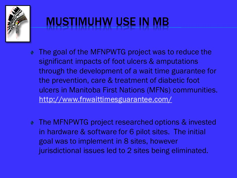 MUSTIMUHW use in mB