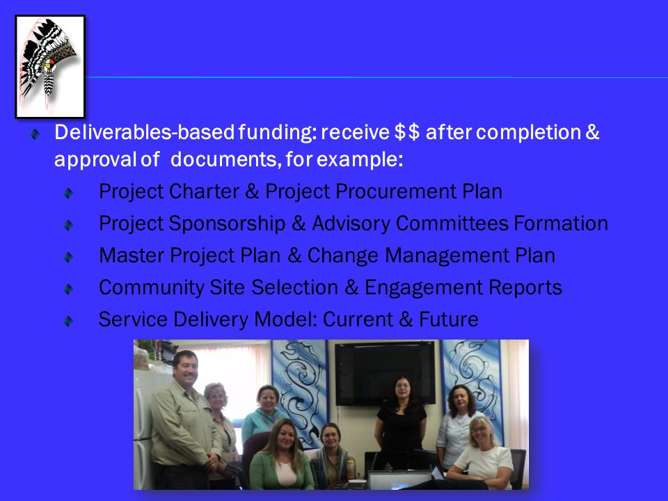 Project Charter & Project Procurement Plan