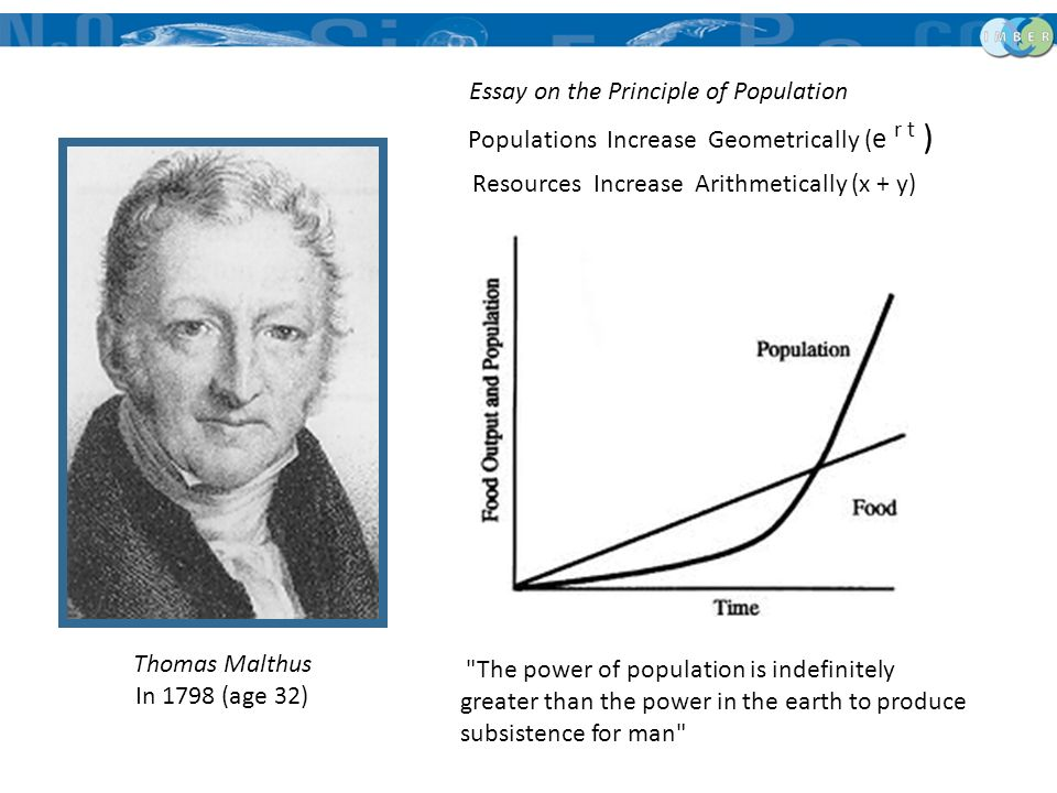 thomas malthus an essay on the principle of population sparknotes Study guide for an essay on the principle of population an essay on the principle of population study guide contains a biography of thomas malthus, literature essays, quiz questions, major themes, characters, and a full summary and analysis.