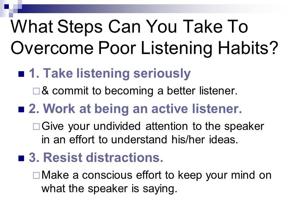 Using Good Communication Skills – Listening & Delivery ...