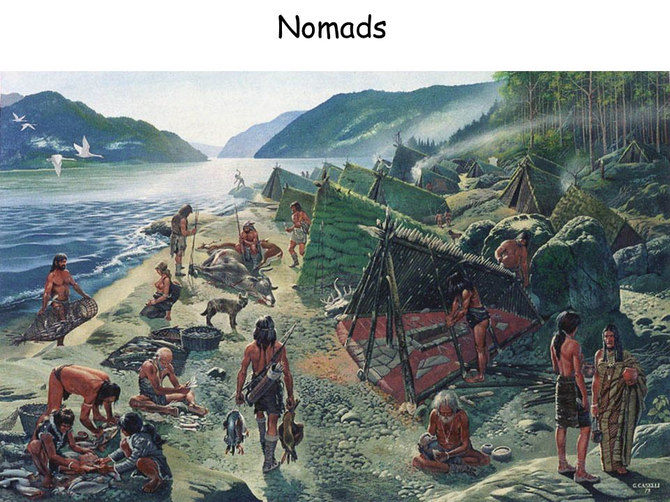 agricultural revolution nomads to farmers 1 chapter 1 the neolithic revolution and the birth of civilization outline i introduction the history of civilizations comprises only a tiny fraction of the time that the genus homo has inhabited the earth.
