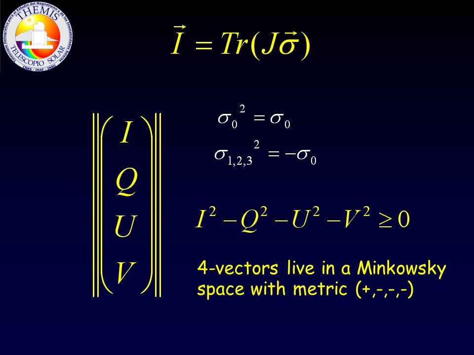 4-vectors live in a Minkowsky space with metric (+,-,-,-)