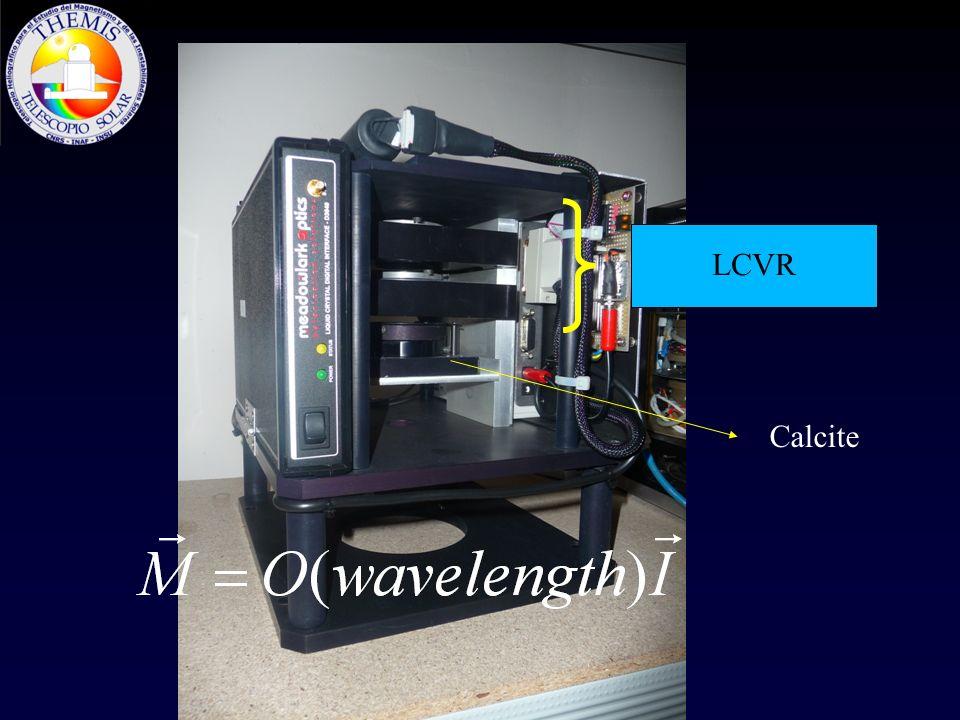 LCVR Calcite