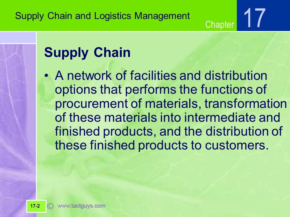 logistics supply chain management and materials Study supply chain management & logistics at universities or colleges in united   of exciting careers as a material or purchasing manager, material and supply.