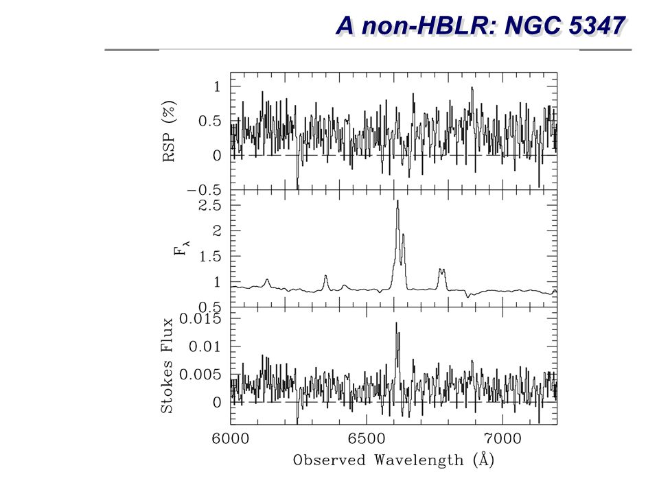 A non-HBLR: NGC 5347 Here is an example of a non-hblr.