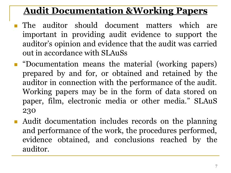 importance of audit evidence accounting essay Due professional care: taking the time to gather reasonable audit evidence to support the fact that the financial statements are free of material misstatement generally accepted accounting principles (gaap): standard us accounting guidelines for reporting financial statement transactions.