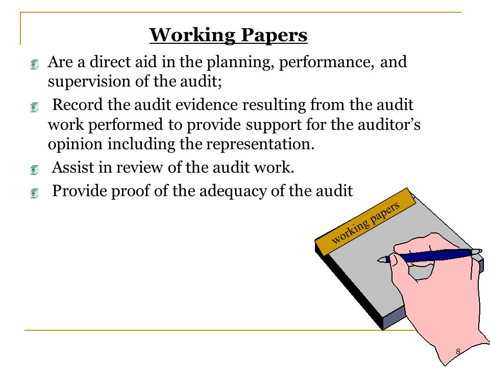 Thinking Like an Auditor