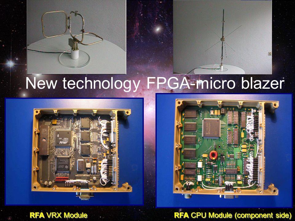 New technology FPGA-micro blazer