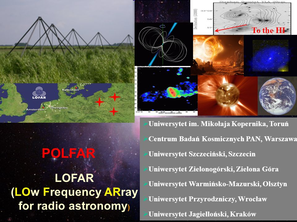 (LOw Frequency ARray for radio astronomy)
