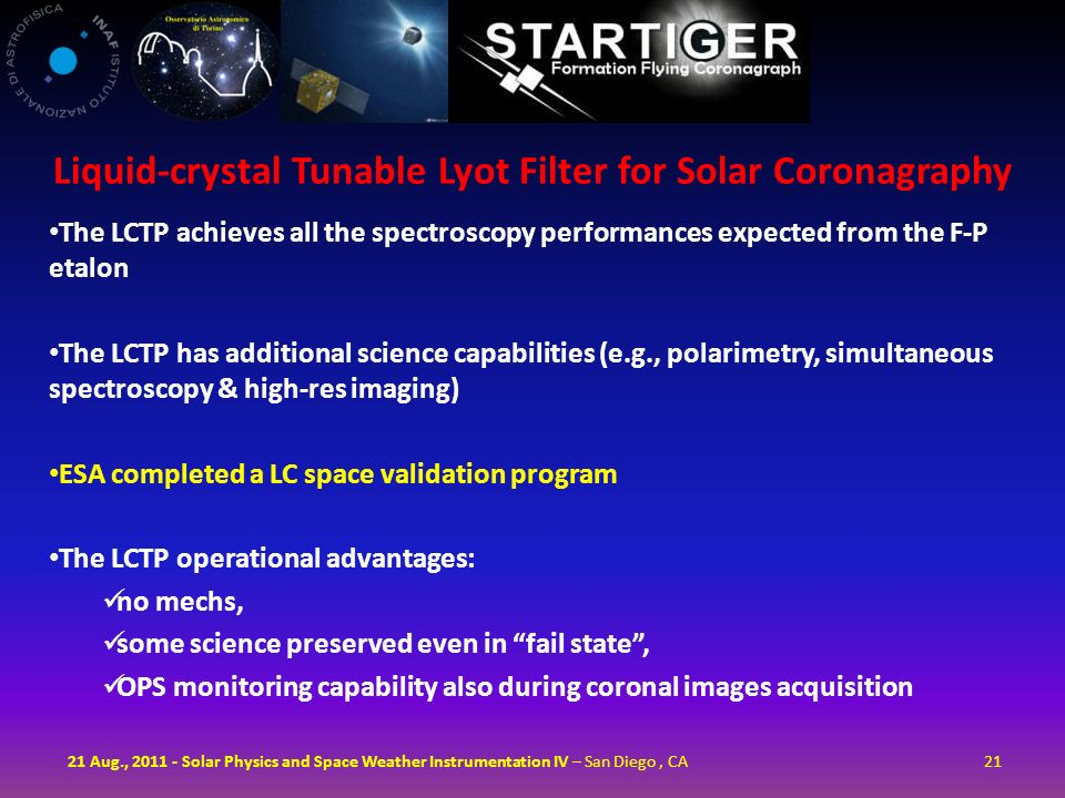 Liquid-crystal Tunable Lyot Filter for Solar Coronagraphy