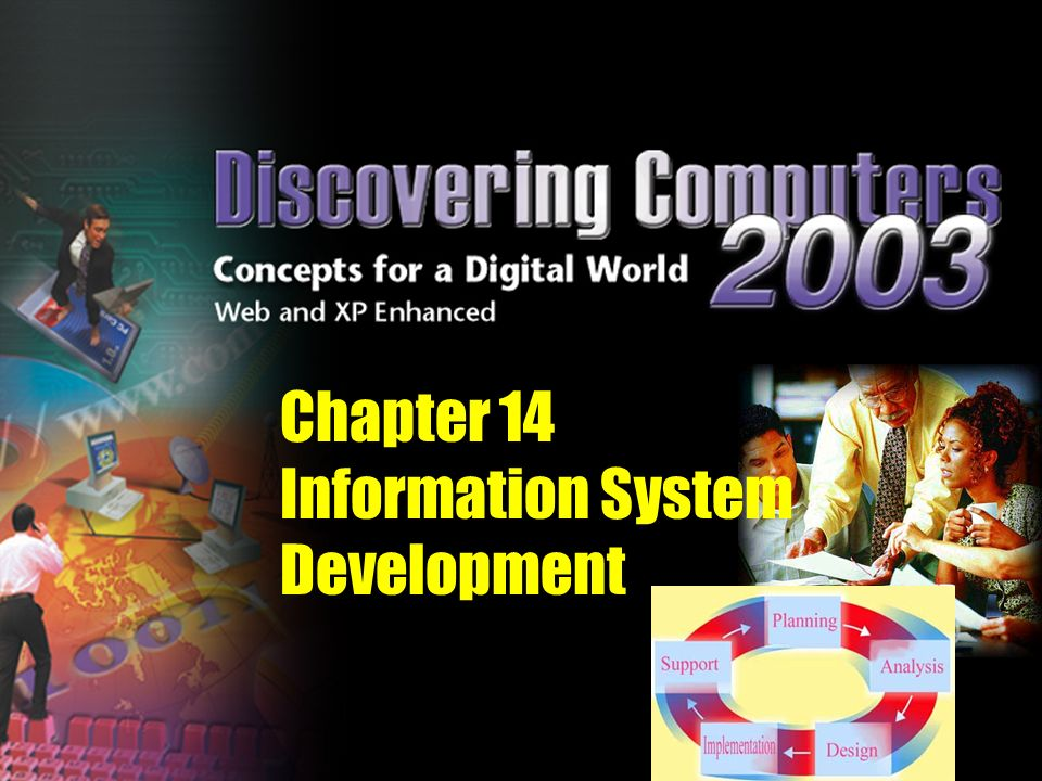 Chapter 14 Information System Development