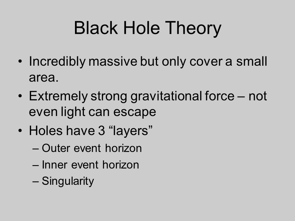 force theory definition