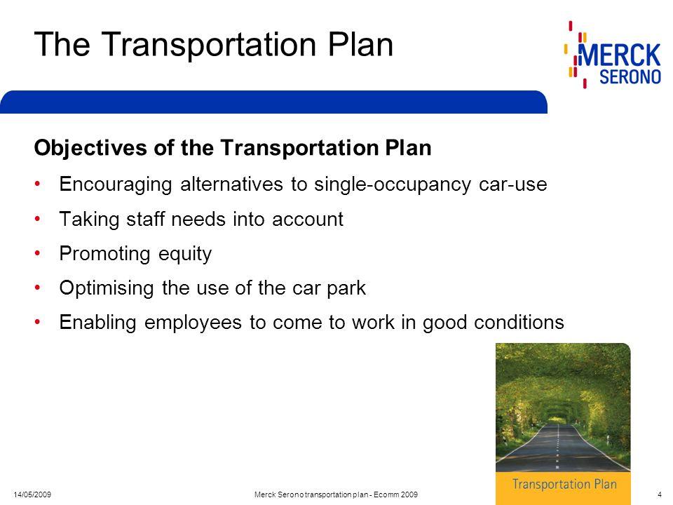 The Transportation Plan