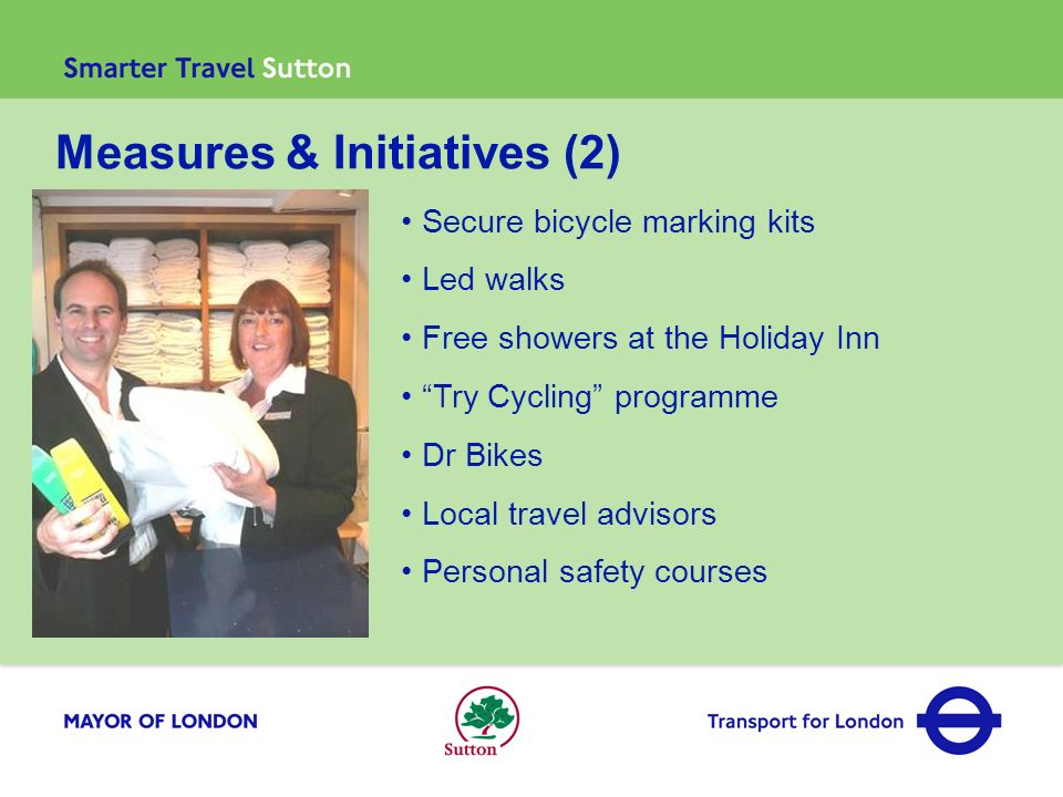 Measures & Initiatives (2)