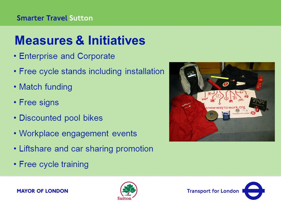 Measures & Initiatives