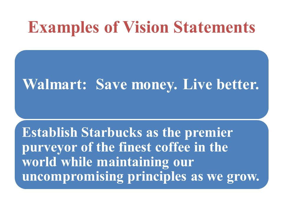 walmart mission and vision statement Walmart's vision statement is: the vision of the global ethics office is to promote ownership of walmart's ethical culture to all stakeholders globally.