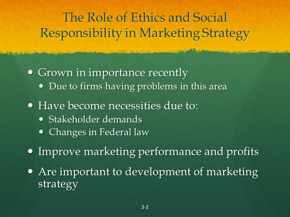 What Is the Role of Marketing in Society?