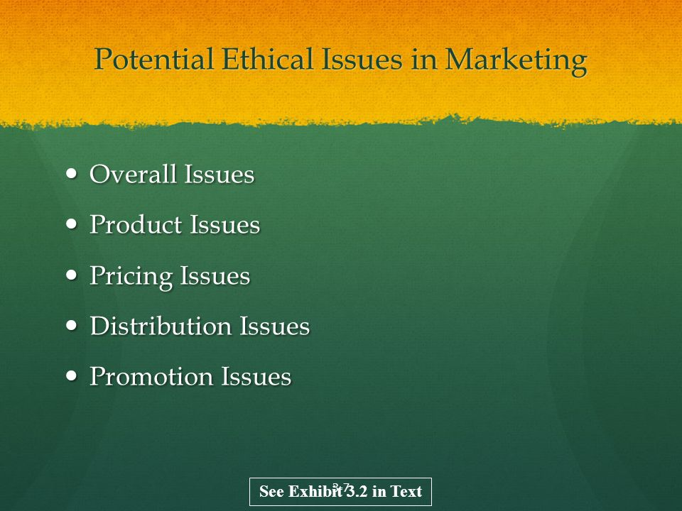 ethical issues in personal selling The recruiting is usually done through personal with ethical issues in sales so that they can to help students differentiate ethical direct selling orga.