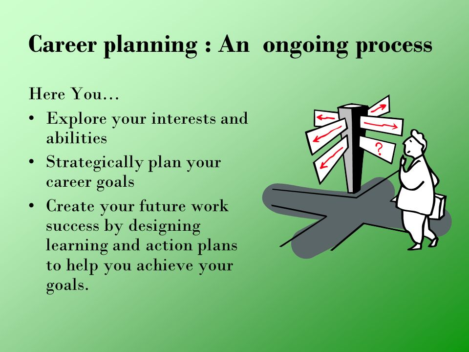 career interests and compentencies