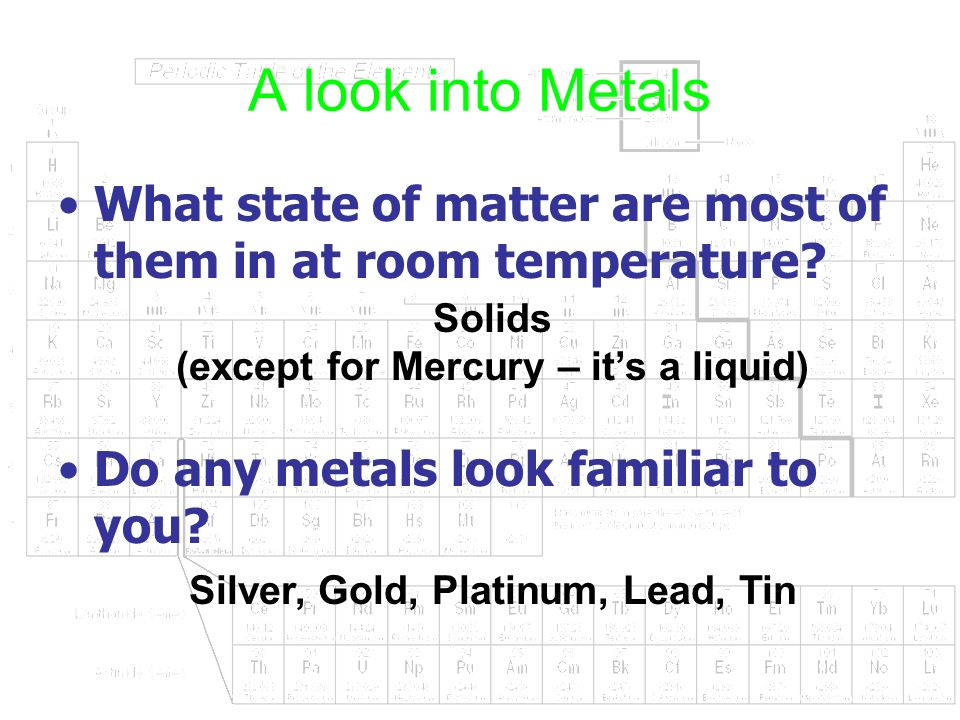 Periodic Table And Periodic Trends Ppt Download