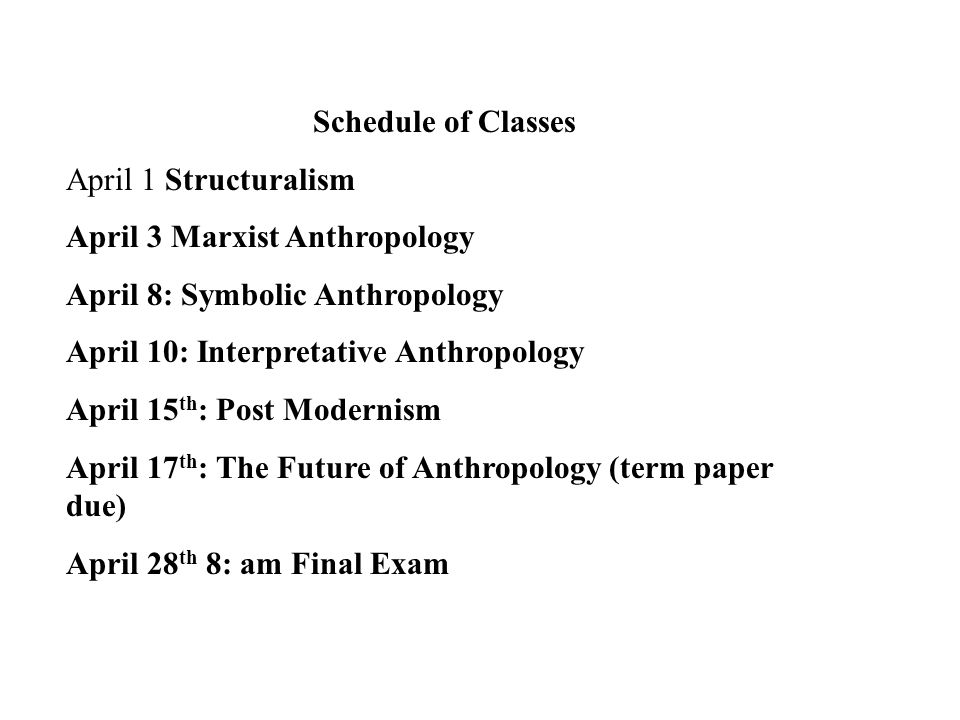 anthropology midterm exam review essay