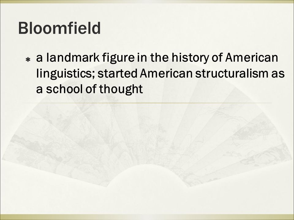american school of linguistics pdf