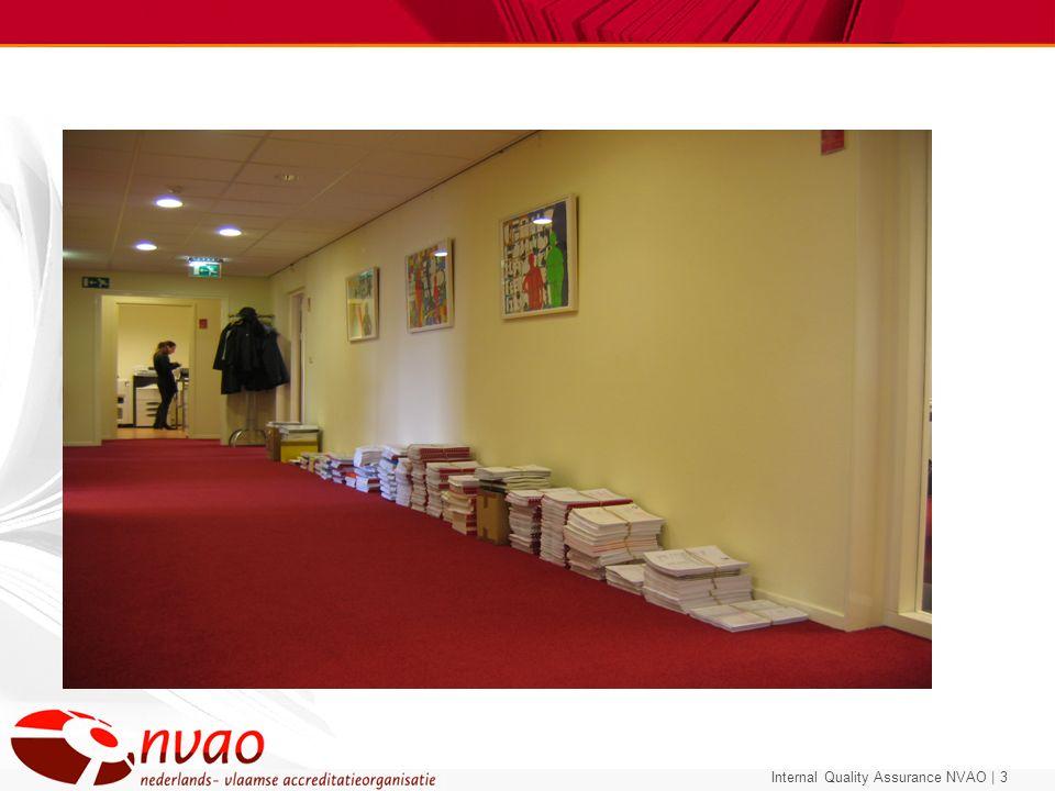 Date: Internal Quality Assurance NVAO | 3