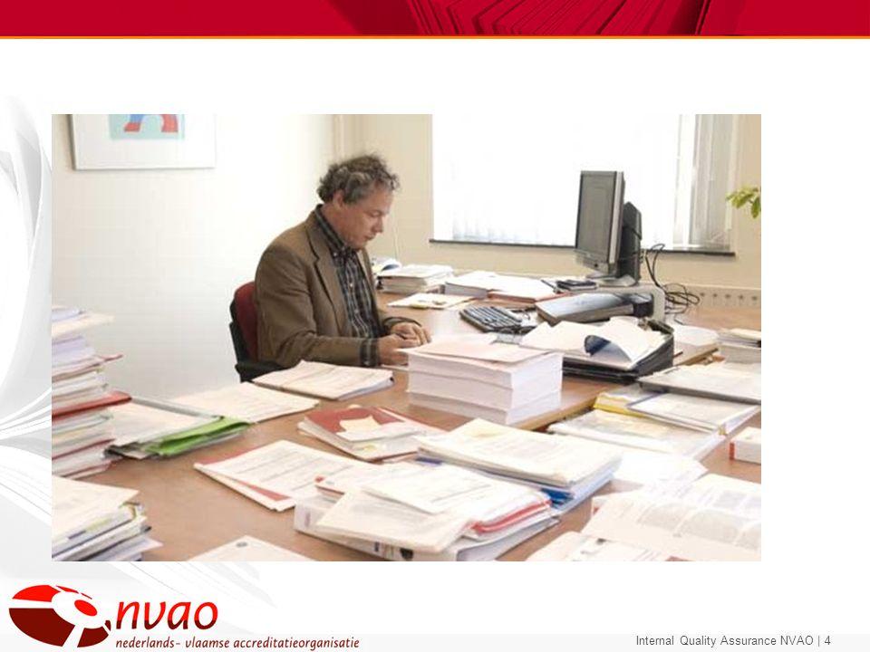 Date: Internal Quality Assurance NVAO | 4