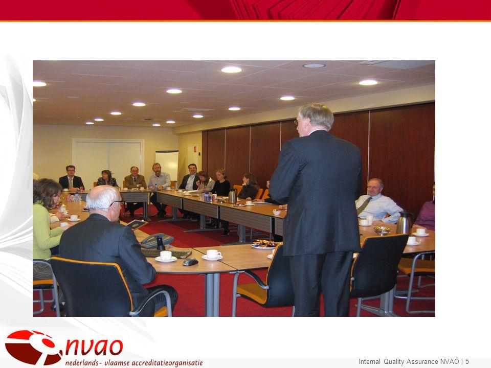 Date: Internal Quality Assurance NVAO | 5