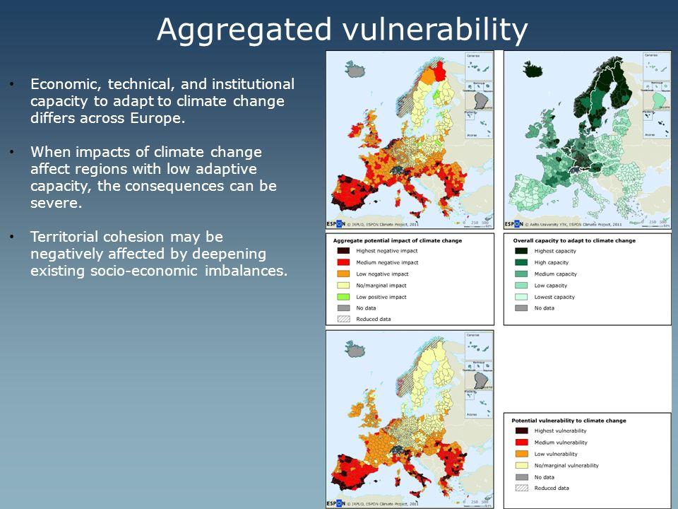Aggregated vulnerability