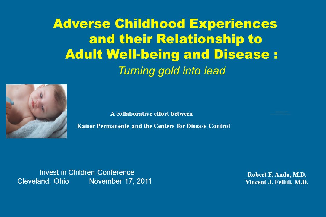 how are adverse childhood experiences related The enduring effects of abuse and related adverse experiences in childhood eur arch psychiatry clin neurosci 2006 256: 174–186 crossref.