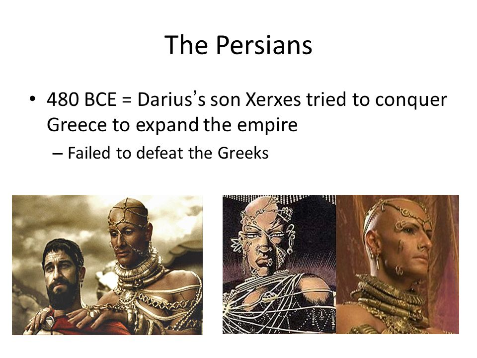 similarities in the failures of xerxes' Precisely where xerxes ended up after failure of campaign hubris and deceptive visions xerxes' pride in his lineage made him blind against danger.