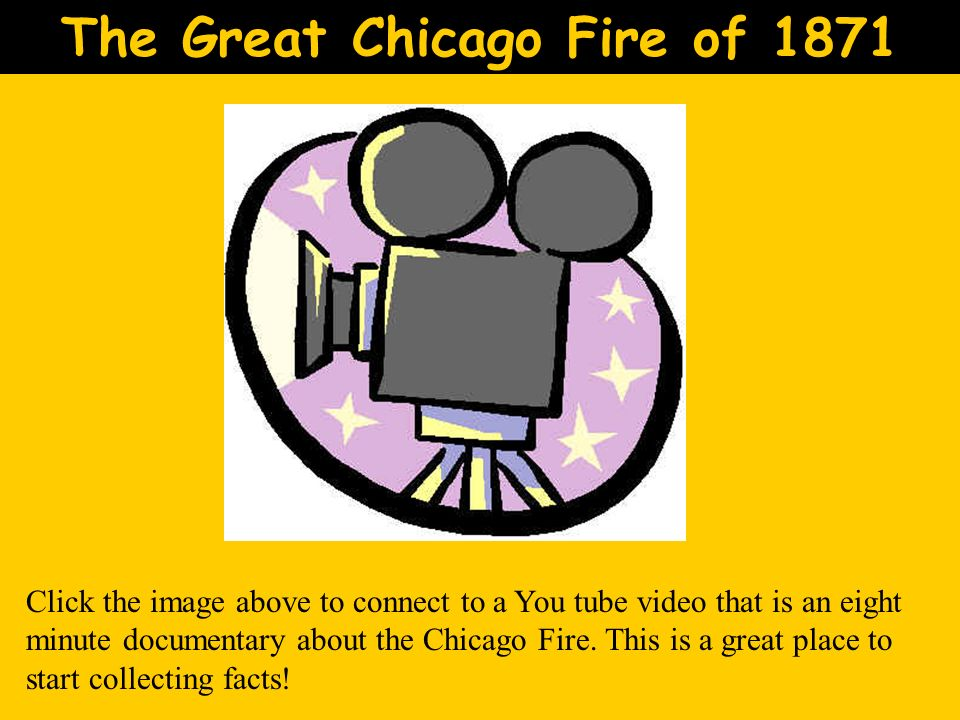 The Great Chicago Fire of ppt download
