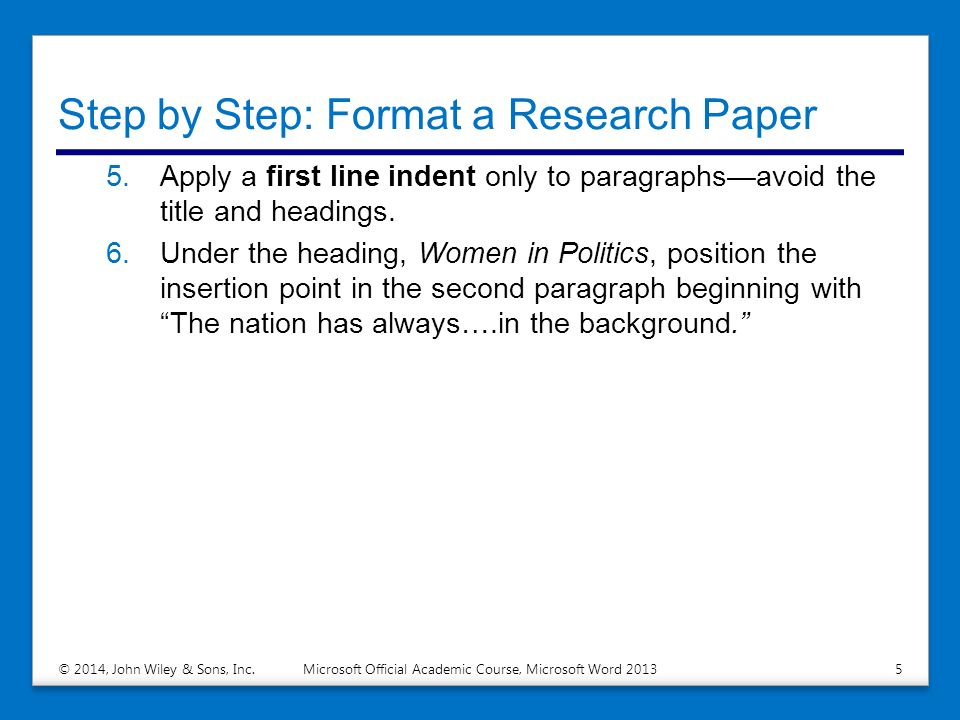 women in politics research paper White paper women and political savvy how to build and embrace a fundamental leadership skill by:  the resulting key lessons of politics research.