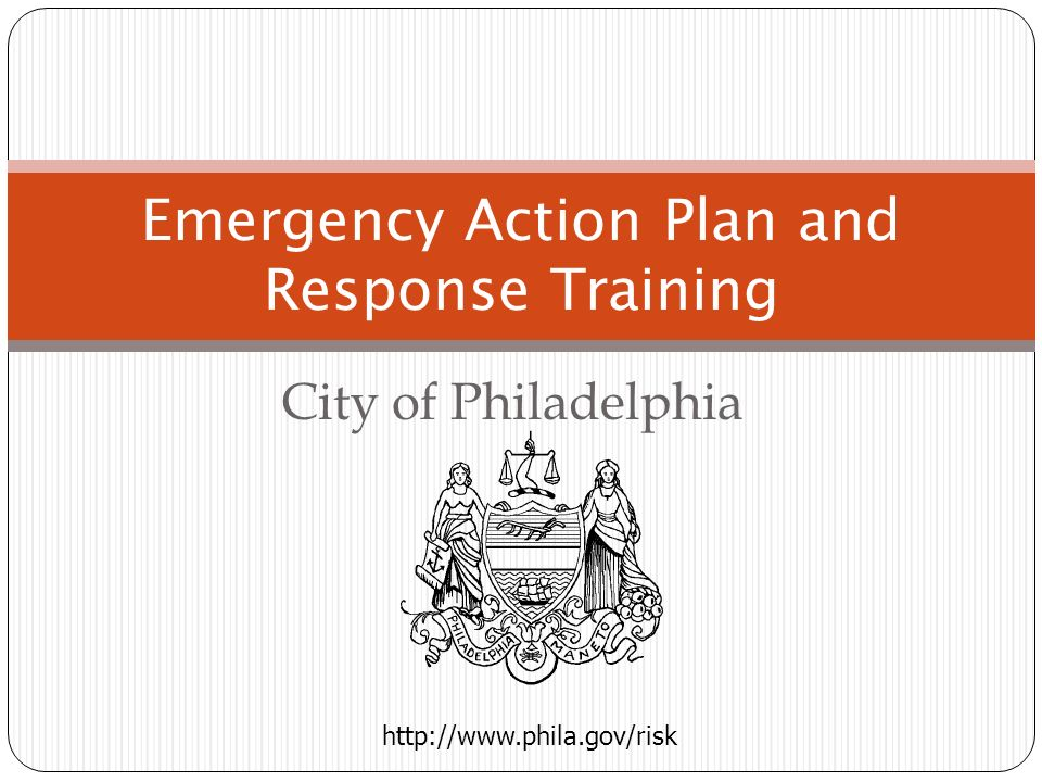 Emergency Action Plan And Response Training  Ppt Video Online Download