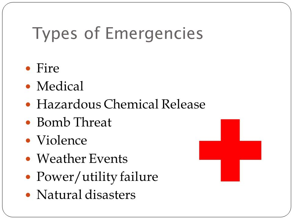 Emergency Action Plan And Response Training Ppt Video