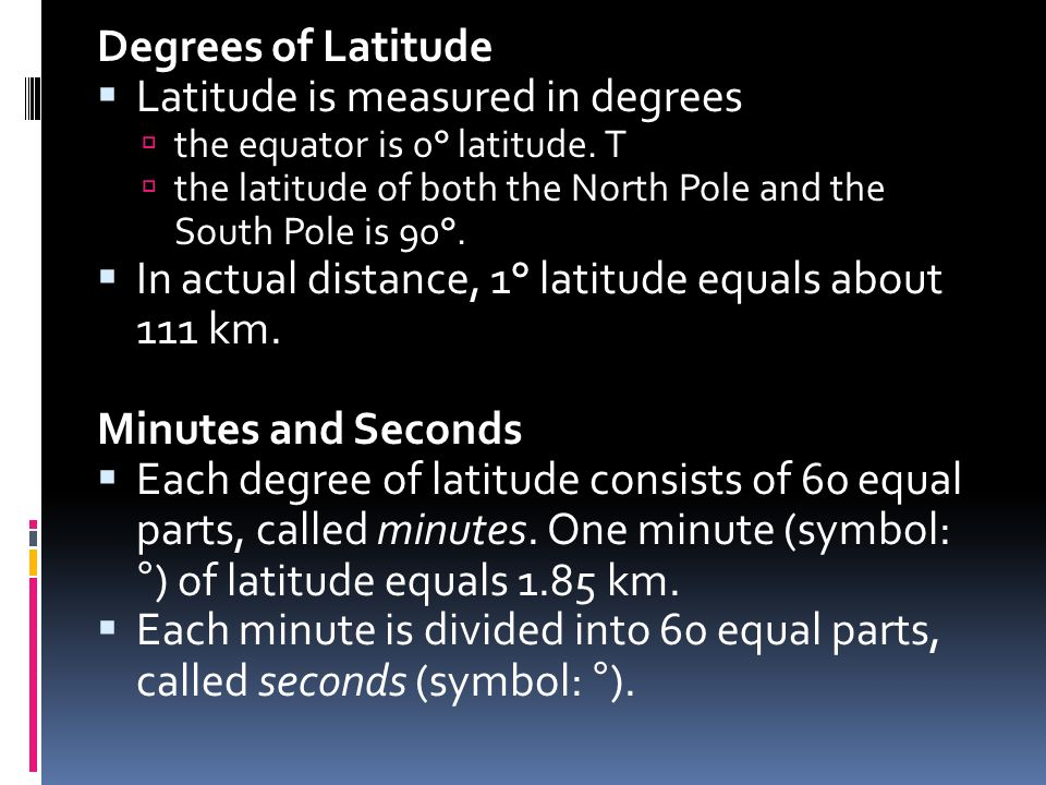 how to change degrees to minutes and seconds