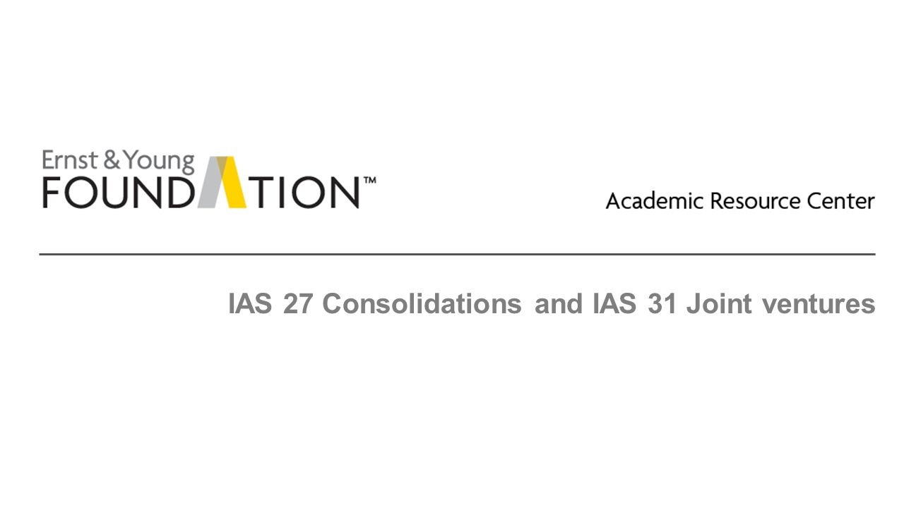 summary of ias 27 Standards | iass | ifrss | isas – resources  ias 27: separate financial  isa 810: engagements to report on summary financial statements share 303.