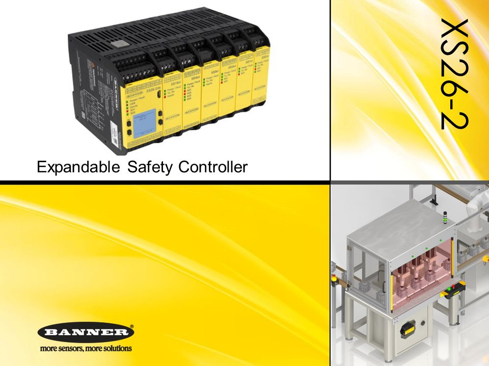 XS26-2 Expandable Safety Controller. - ppt video online download on safety contactor wiring, sensor wiring, fuse box wiring, safety relays basics, safety reading glasses, safety strobe lights, terminal block wiring, starter wiring, 96 impala ss neutral safety wiring, switch wiring, safety relays explained, transducer wiring, safety pressure relief valve,