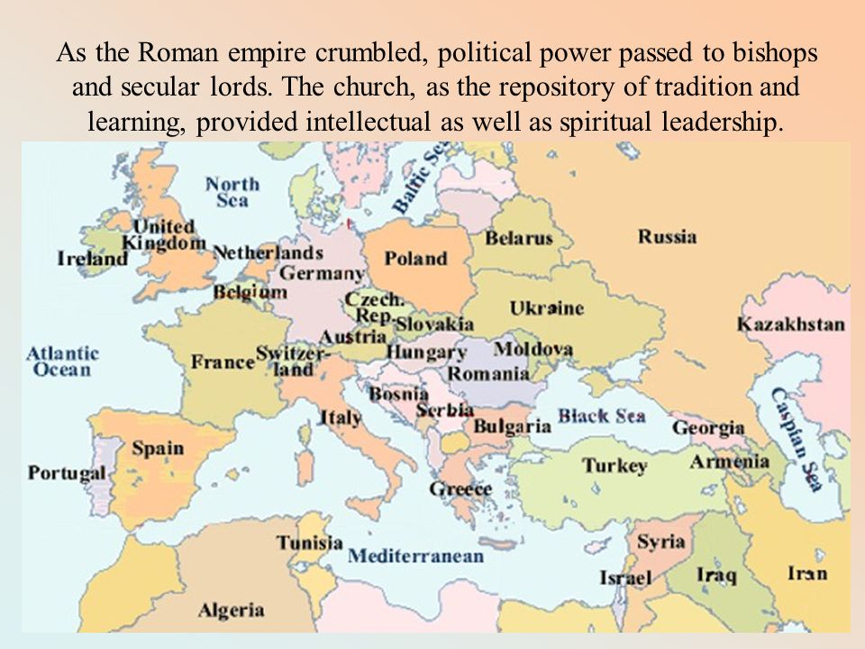 A look at different leaders during the roman empire