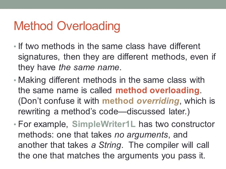 c how to run a method in another class