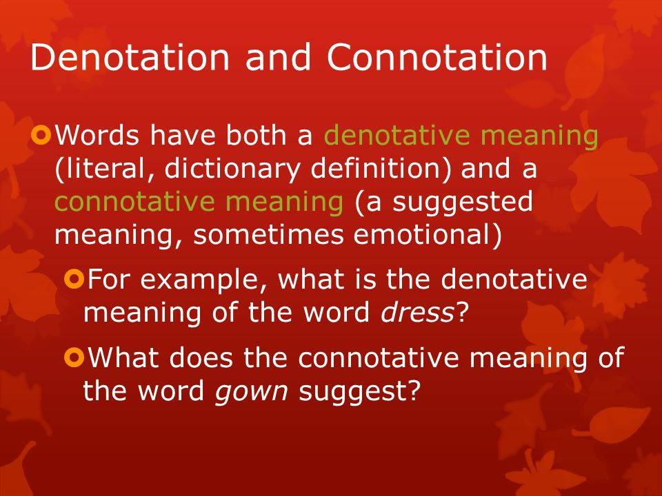 Diction and the dark romantics ppt download for What does diction mean