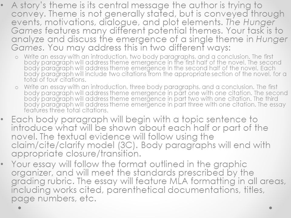 the hunger games theme analysis 'the hunger games: catching fire' – new movie review and analysis michael rose novel series and lionsgate's film adaptations of 'the hunger games.