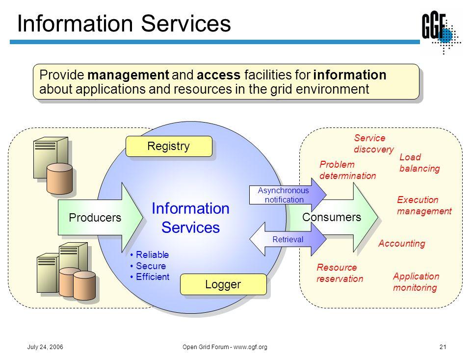 Information Services Information Services