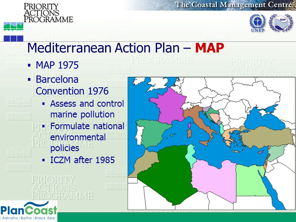Mediterranean Action Plan – MAP